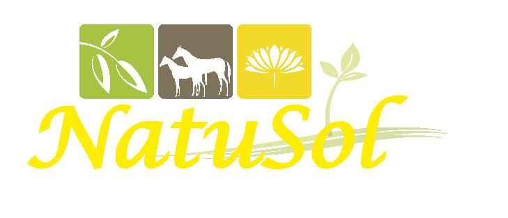 Natusol Hochwertiges Ergänzungsfutter & Pflegemittel für Pferde-Logo
